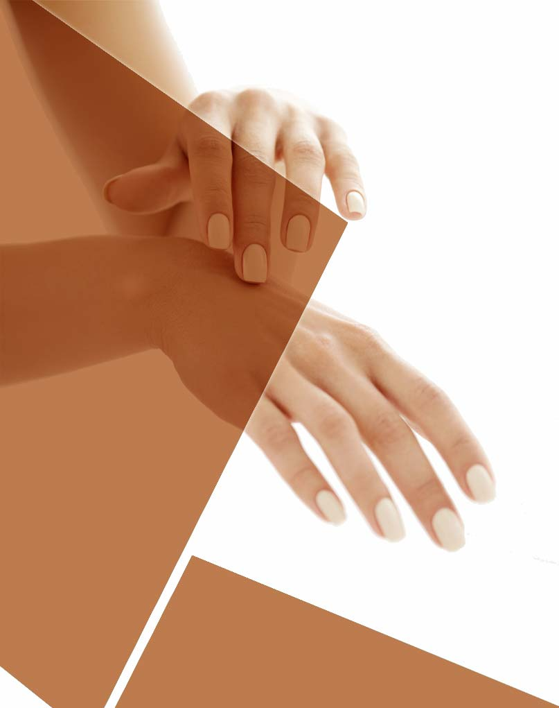 Traitement des mains