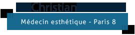 Christian Lemmel - Médecin esthétique - Paris