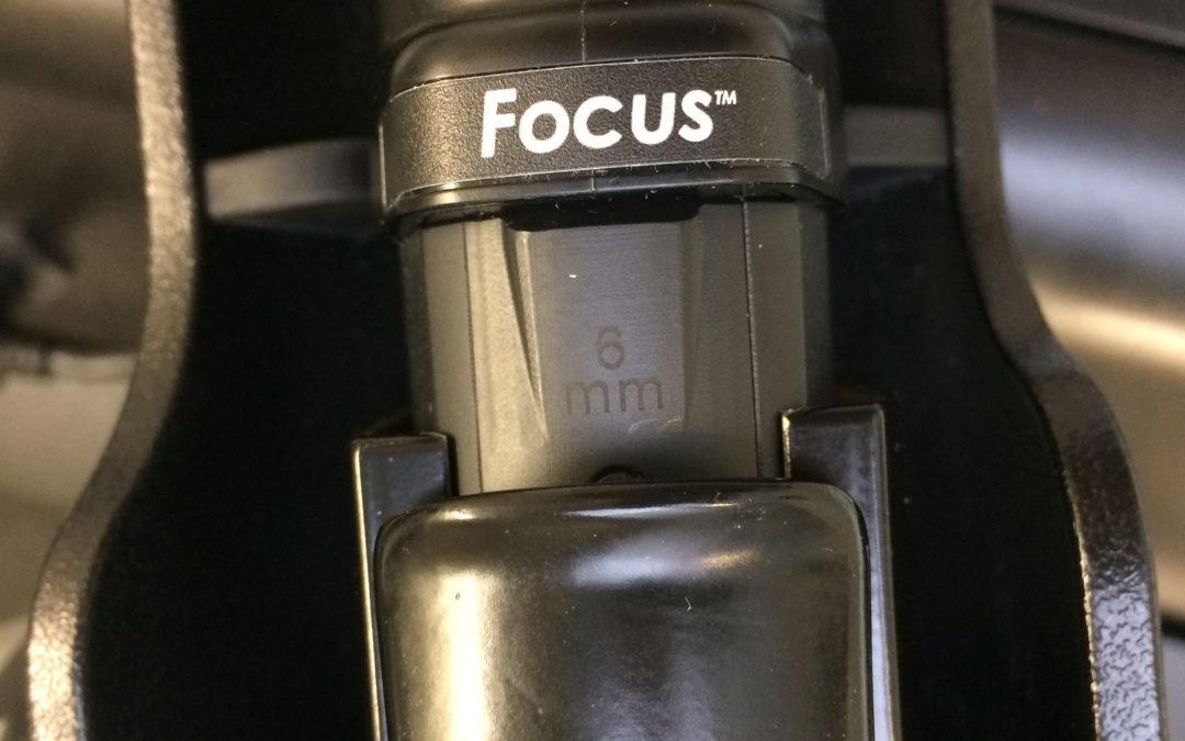 Laser Picofocus